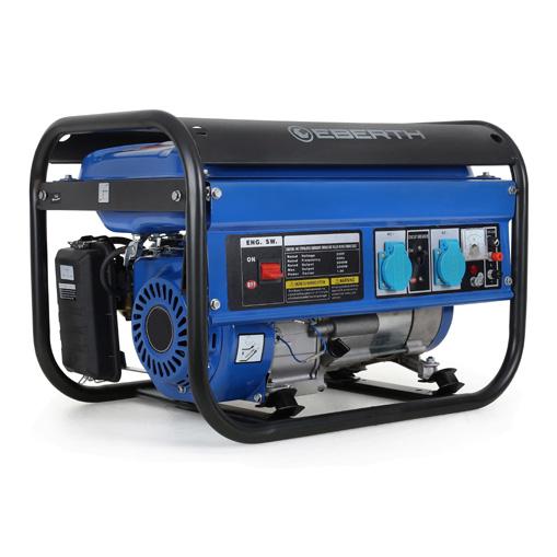 EBERTH 3000 Watt generatore di corrente a benzina gruppo elettrogeno 4 tempi  eBay