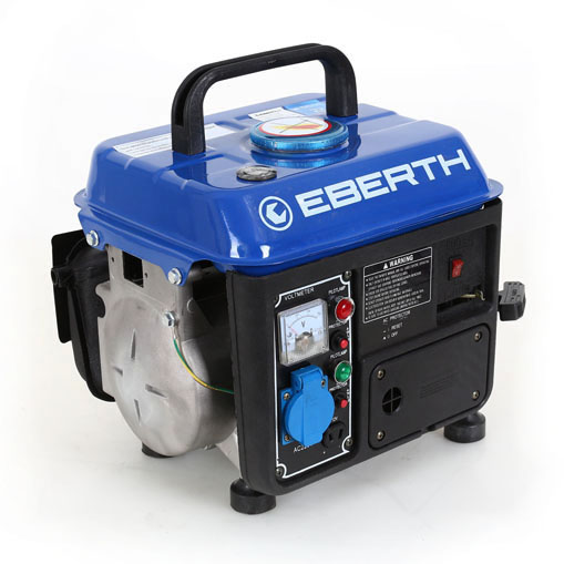 eberth 750 w groupe  u00e9lectrog u00e8ne  u00e0 essence g u00e9n u00e9rateur