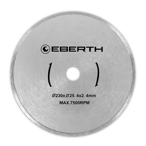 3x eberth dischi disco taglio diamantato tagliapiastrelle - Disco taglio piastrelle ...