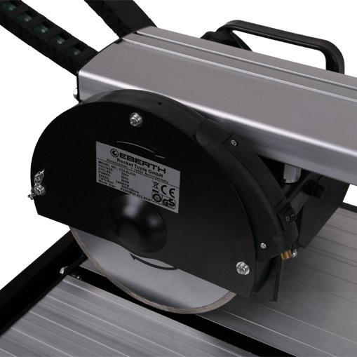 eberth machine d couper coupe scie carrelage carreau carreaux lectrique 620mm. Black Bedroom Furniture Sets. Home Design Ideas
