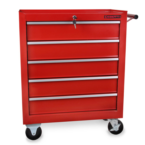 eberth tool cabinet cart wheel trolley tools tray ball. Black Bedroom Furniture Sets. Home Design Ideas