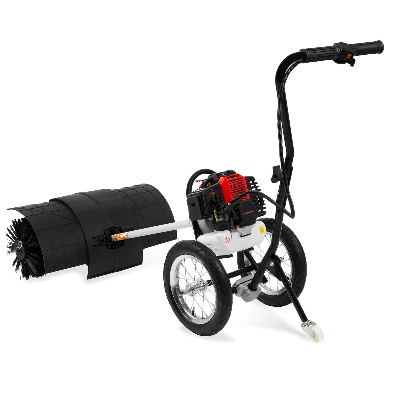 Eberth 3 Hp Petrol Powered Sweeper Gasoline Engine Broom