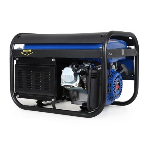 Eberth 2200 watt generatore di corrente a benzina gruppo for Generatore di corrente diesel usato