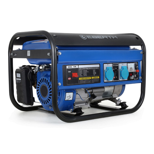 Eberth 3000 watt generatore di corrente a benzina gruppo for Generatore di corrente honda usato