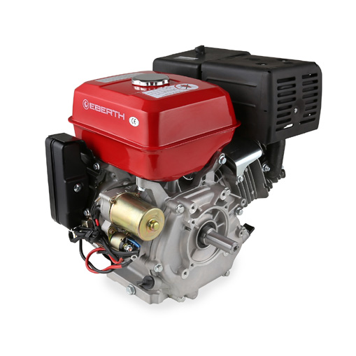 Eberth 13 Hp Kw Petrol Engine 1 Cylinder 4 Stroke
