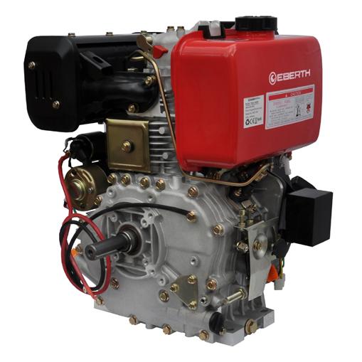 eberth 10 ps 7 4kw dieselmotor standmotor kartmotor motor. Black Bedroom Furniture Sets. Home Design Ideas