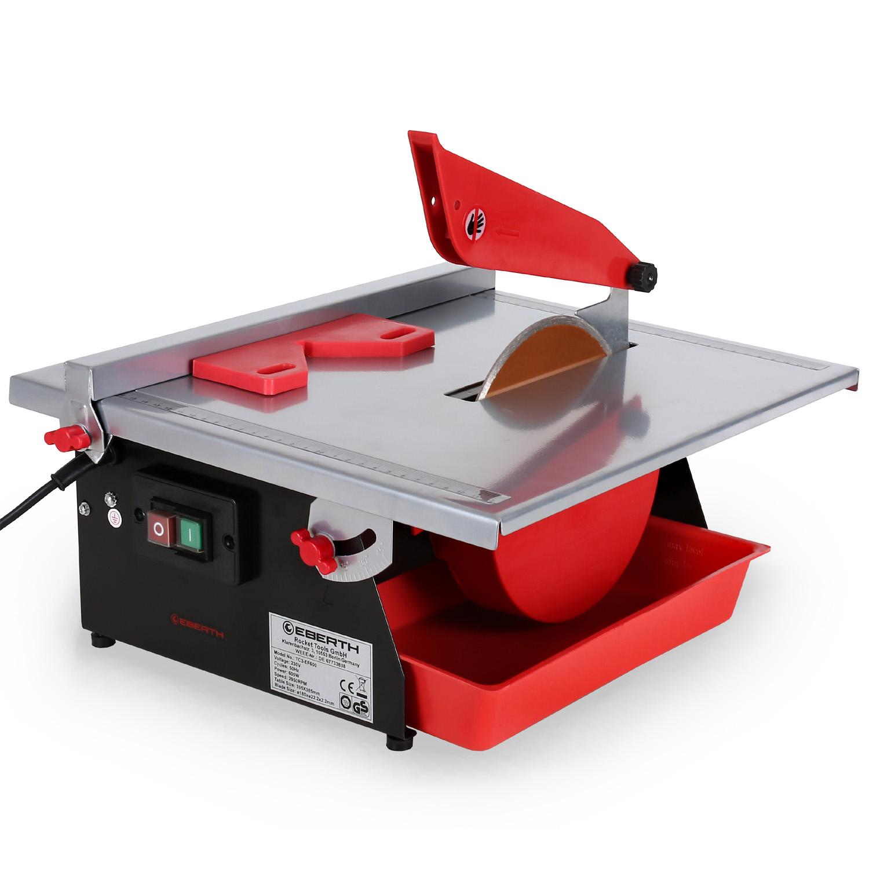 eberth tile cutter electric wet cutting maschine bench saw. Black Bedroom Furniture Sets. Home Design Ideas